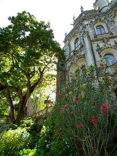 """Palacio e Quinta da Regaleira"" (Giardino), Sintra Portugal (Luglio)"