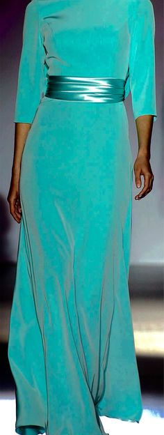 Turquoise Clothes, Turquoise Fashion, Turquoise Color, Azul Tiffany, Tiffany Blue, New Blue, Aqua Blue, Forever Green, Dream Dress