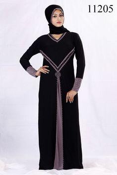 maxi hibab abaya Islamic Women Jilbab dress wear long kaftan Readymade #Tanishifashion