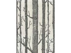 Cole & Son's woods on fabric by Lee Jofa