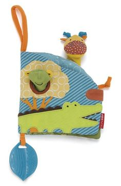 Skip Hop Soft Puppet Activity Book | Nordstrom
