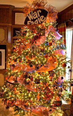Auburn Christmas Tree!
