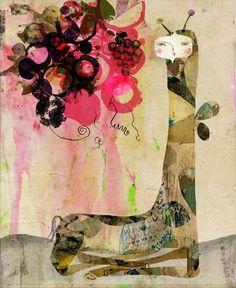 Animalarium: Creative Collage Creatures by Andrea d´Aquino.