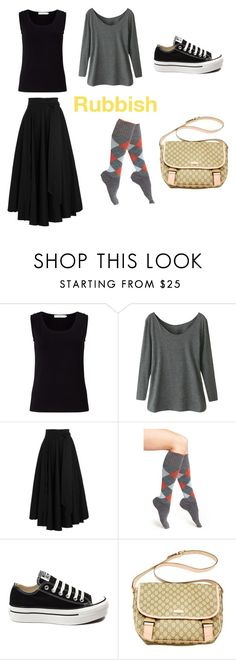 """""""Janis Ian"""" by lauren53103 on Polyvore featuring John Lewis, TIBI, Sockwell, Converse, Gucci, Costume and Janisian"""