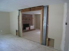 How to Remove a Load Bearing Wall - Part 2 - One Project Closer