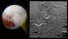 Plutone non smette di stupire: nuove immagini