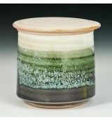 Seafoam French Butter Keeper