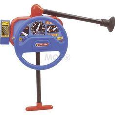 Toy Backseat Driver Car Travel Kids Fun Gift Wiper Mobile Horn Sound Entertain