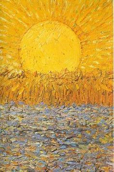 Vincent van Gogh by Eva