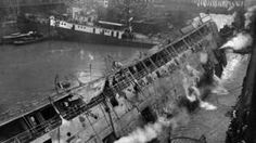 Rare, vintage photos of the 1915 Eastland disaster