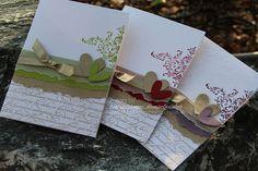 Hochzeitskarten by tortenzauberfee, via Flickr