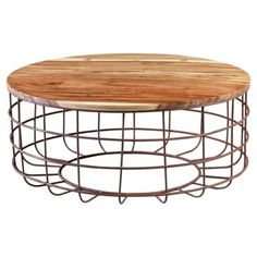 Check out this item at One Kings Lane! Cadence Coffee Table, Natural