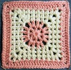 Ravelry: Project Gallery for Square 30 pattern by Jean Leinhauser