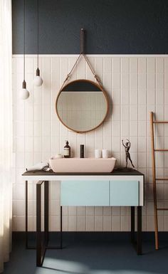 Contemporary bathrooms 851039660818502454 - FIND OUT: 15 Attracting Pastel Bathroom Interior Design Ideas Pastel Bathroom, Bathroom Colors, Bathroom Interior, Bathroom Decor, Interior, Bathroom Interior Design, Home Decor, House Interior, Bathroom Design