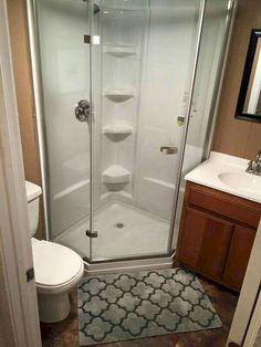 75 simple tiny space bathroom ideas on a budget (16)
