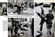 Hit the Deck: LIFE Goes Skateboarding, 1965 | LIFE.com