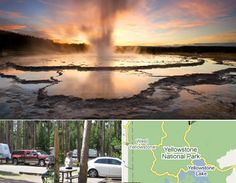The 15 Best Campground Destinations in the US...this is a great trip list