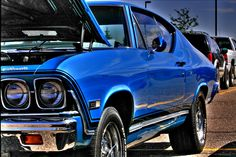 Chevelle 396- this is my dream car!!!