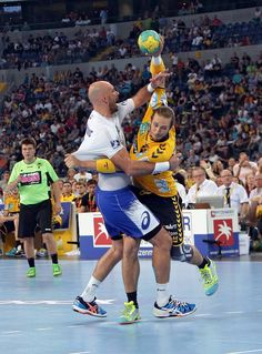 EHF Champions league Handball