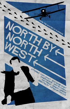 North By Northwest by sap41387 on Etsy, $15.00
