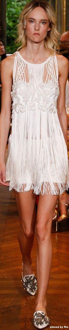 Alberta Ferretti FW 2016-17 Couture l Ria