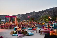 Real Wedding Album: Elshane & Taylor's Moroccan-Themed House Party – Alternative Weddings Dresses Moroccan Party, Moroccan Theme, Moroccan Wedding Theme, Marrakech, Under The Rainbow, Interior Exterior, House Party, Event Decor, Real Weddings