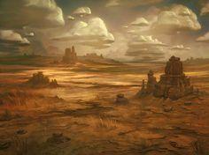 Plains - Howard Lyon