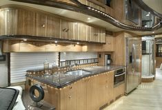 Available Coaches - Custom Luxury Motorcoach Built In Coffee Maker, Rv Living, Brewing, Coaching, Kitchen Cabinets, Luxury, Building, Motorhome, House