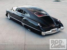 '49 Buick Sedanette