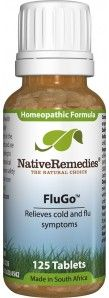 FluGo™- Natural Remedy for Treatment of Common Cold & Flu Symptoms
