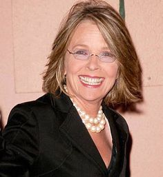 Diane Keaton - I have always loved her sense of style!