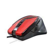 Mouse Gamers Óptico 6 Botao Vermelho - Hardline