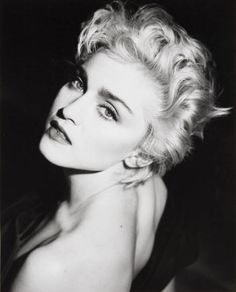 Pud Whacker's Madonna Scrapbook Tumblr