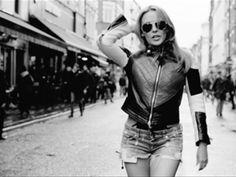 Kylie Minogue Timebomb Music Video