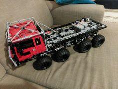 lego tatra truck klaar 1