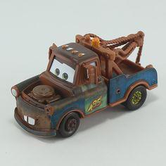 Film & Disney Characters Mattel Disney Pixar Diecast Metal Cars 1 Tow Mater Car Toy For Kids Tow Mater, Disney Pixar Cars, Play Vehicles, Metal Toys, All Toys, Cute Toys, Kids Store, En Stock, Diecast