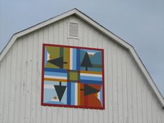 barn quilts | Barn Quilts of Garrett County: A Big Boom for Agri-Tourism - MDBIZNews