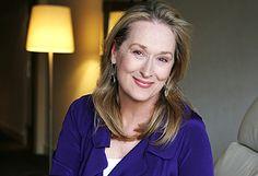 Meryl Streep,  Simply Marvelous Woman