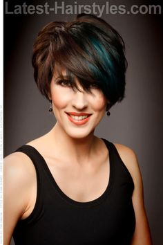 Latest Hairstyles Com Entrancing Short Hair With Bangs 26 Most Popular Hairstyles For Women In 2018