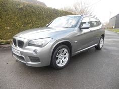 2011 (61) BMW X1 xDrive 20d M Sport 5dr Step Auto For Sale In Shefford Woodlands, Berkshire