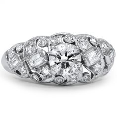 More Angels singing!!!! The Charleston Ring from Brilliant Earth