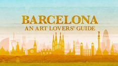 An Art Lovers' Guide episode 5 - Barcelona #art #travel
