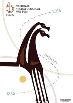 Αγγελίνα Μέρτζιου – Εθνικό Αρχαιολογικό Μουσείο Museum, History, Green, Historia, Museums