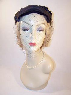 Vintage hat - front