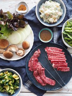 Yakiniku means grilled meat in Japanese. But you don't need to head to Tokyo to enjoy this style of Japanese BBQ at home. It is one of the simplest forms of Japanese cooking you could do.