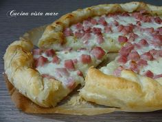 Torta+salata+prosciutto+e+stracchino