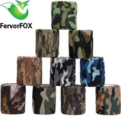 Army Camo Outdoor Hunting Shooting Tool Camouflage Stealth Tape Waterproof Wrap Durable accessories new arrival Price: USD Quail Hunting, Hunting Guns, Archery Hunting, Hunting Camouflage, Camouflage Suit, Army Camo, Hunting Equipment, Best Fishing, Program Design
