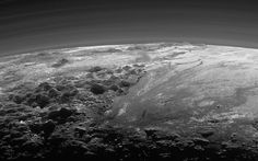 Does Pluto Have Ice Volcanoes?