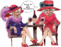 old lady jokes   OLD AGE JOKES or HUMOUR FOR THE CHRONOLOGICALLY GIFTED - Your choice!