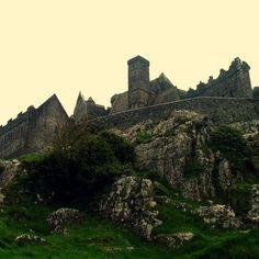 Rock of Cashel. Ireland.